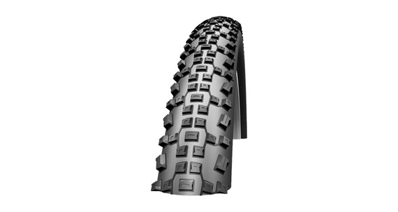 "SCHWALBE Rapid Rob dæk Active 28"" K-Guard SBC trådkant sort"